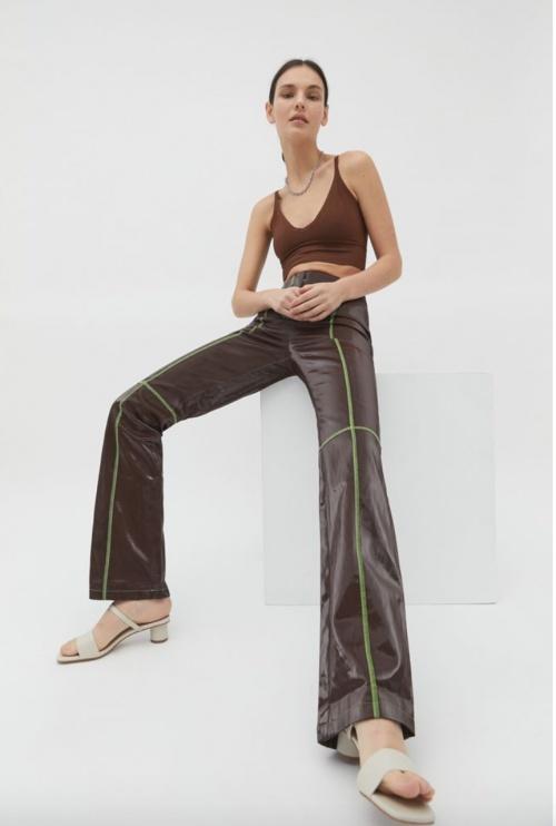 I.AM.GIA - Pantalon simili cuir