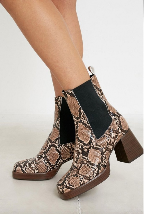 Urban Outfitters - Bottines à plateformes