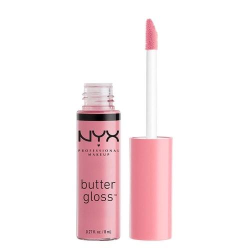 NYX PROFESSIONAL MAKEUP Butter Gloss Gloss repulpant