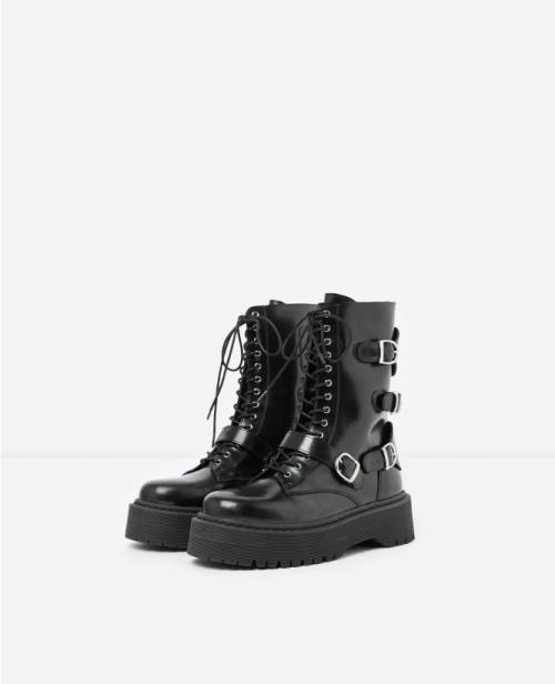 The Kooples - Boots à lacets