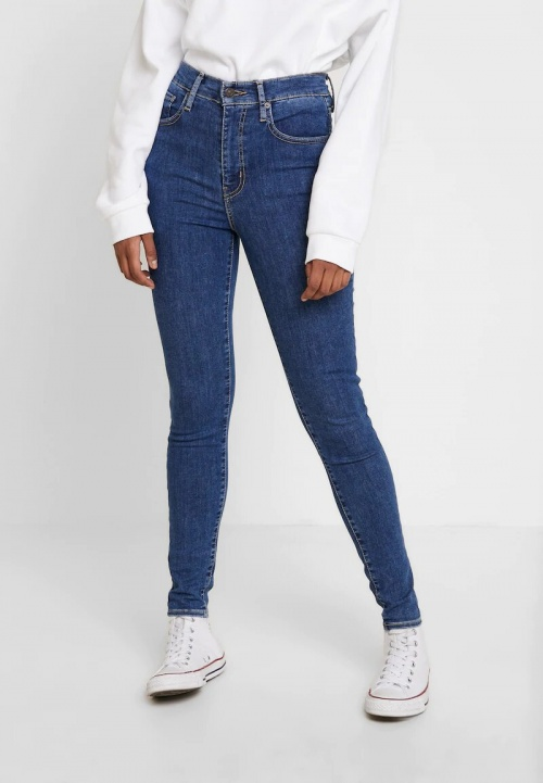 Levis - Jean skinny taille haute