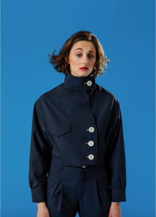 Salut beauté - Veste The Sherlock uniform