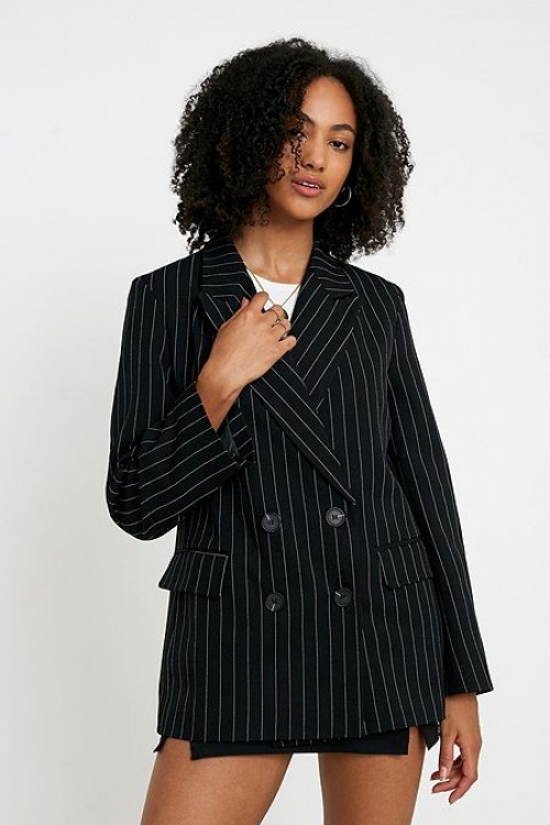Urban Outfitters - Blazer à rayures