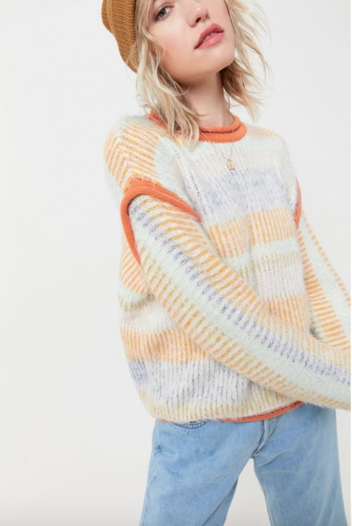 Urban Outfitters - Pull imprimé