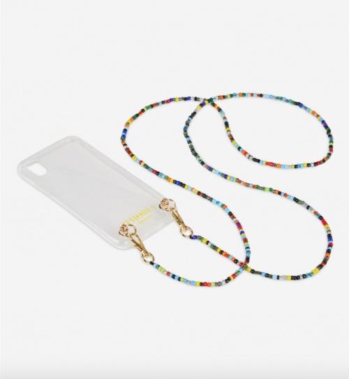 Iphoria - Coque et collier iPhone X/XS