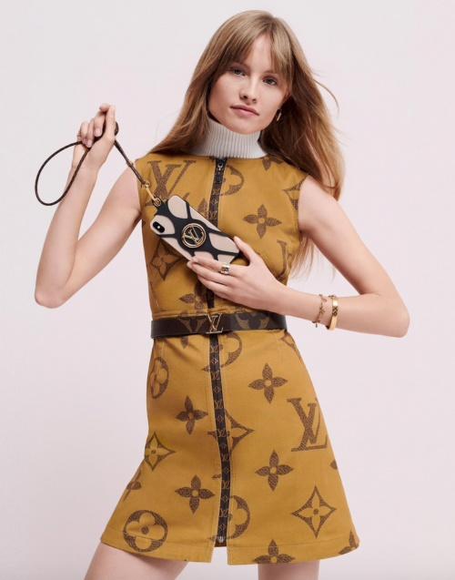 Louis Vuitton - Etui iPhone