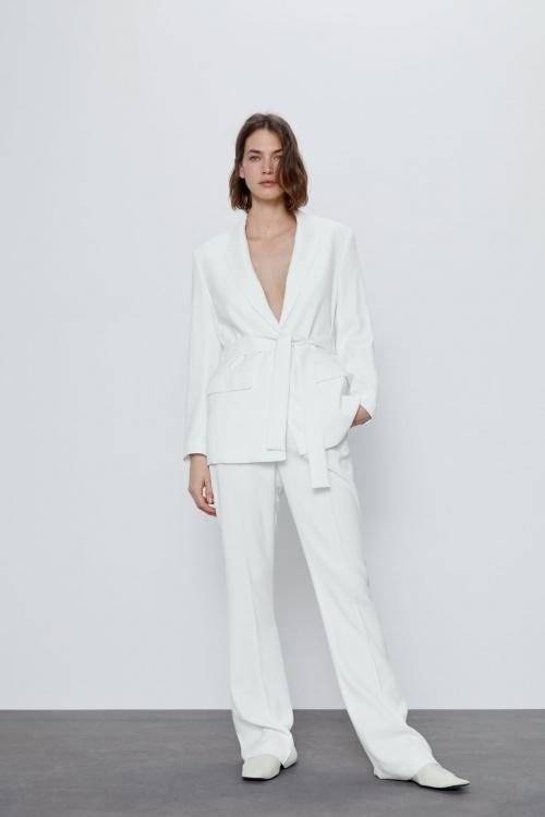 Zara - Pantalon flare