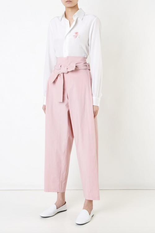 Erika Cavallini - Pantalon pastel