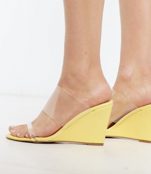 Glamorous - Chaussures compensées