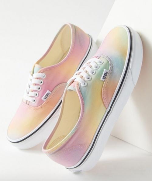 Vans - Chaussures pastel