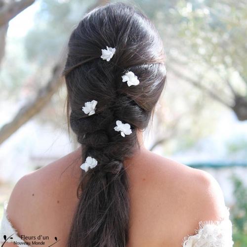 Etsy - Fleuron d'hortensia