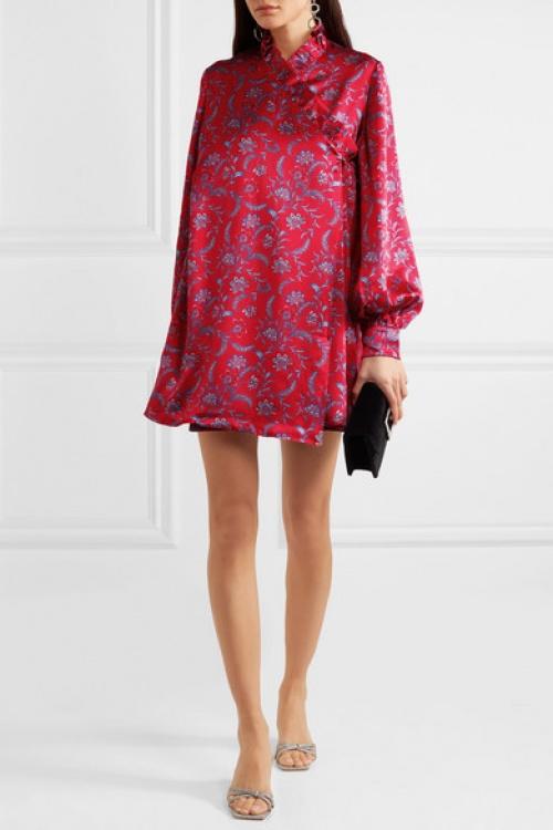 Seren - Robe fleurie
