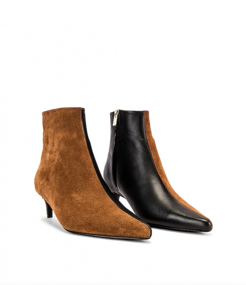 Anine Bing - Bottines bicolores