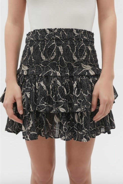 Urban Outfitters - Mini-jupe imprimée