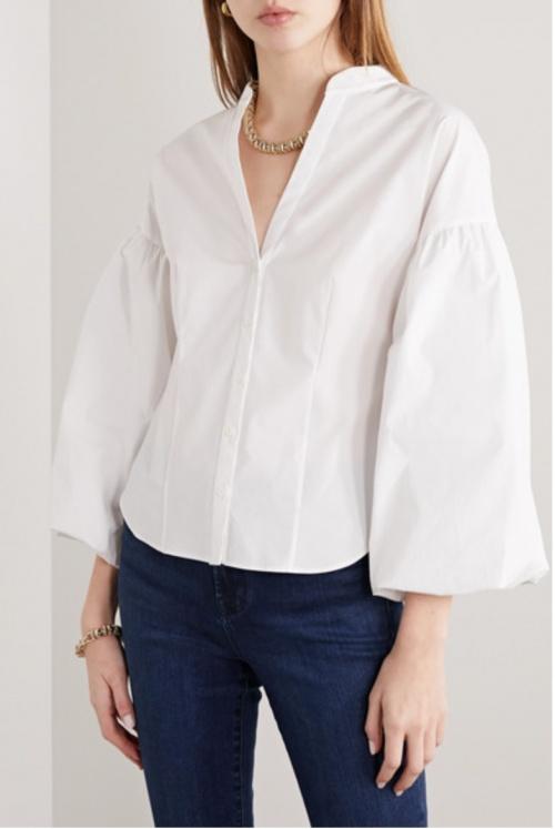 Veronica Beard - Blouse coton