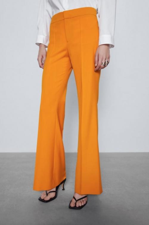Zara - Pantalon tailleur