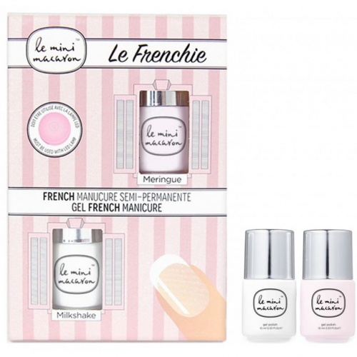 Le mini macaron - Le kit semi-permanent la frenchie
