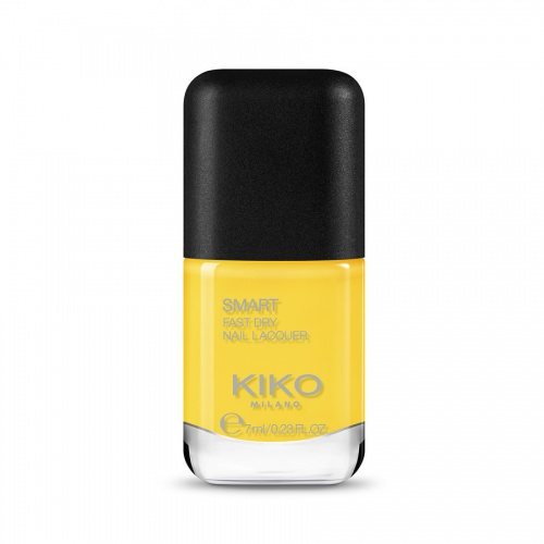 KIKO - Smart Nail Lacquer 58 yellow