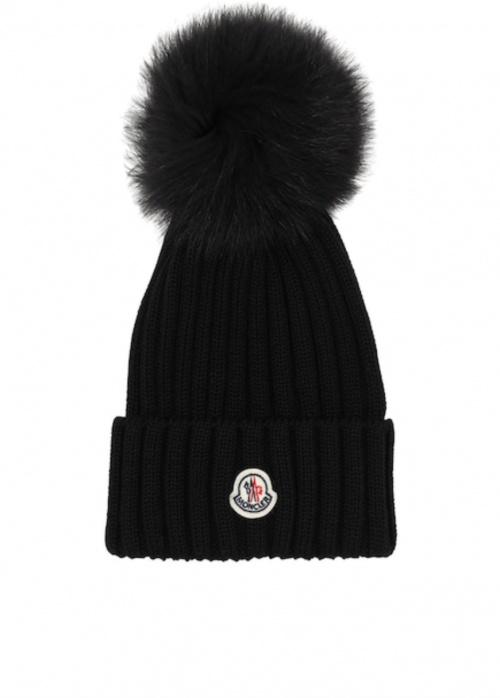 Moncler - Bonnet en laine