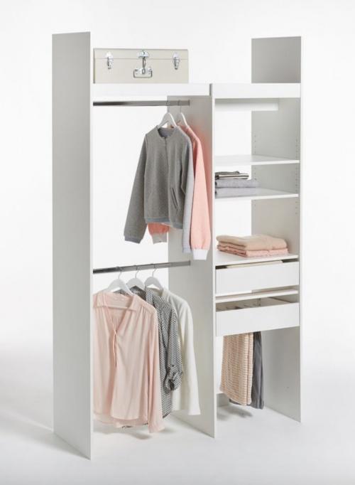 La Redoute Intérieurs - Dressing modulable