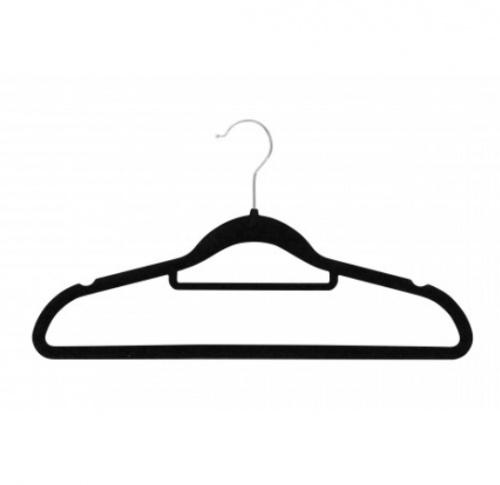 Le cintre français - 50 cintres velours
