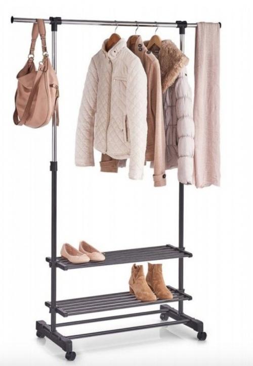 Zeller Present - Portant à vêtements