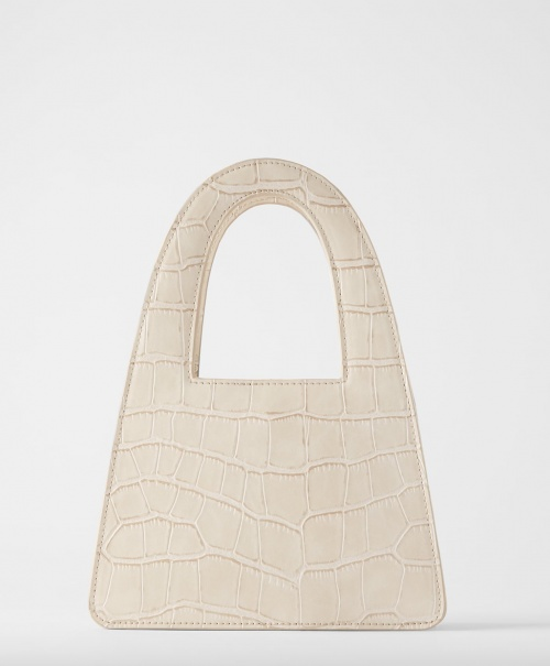 Zara - Sac croco