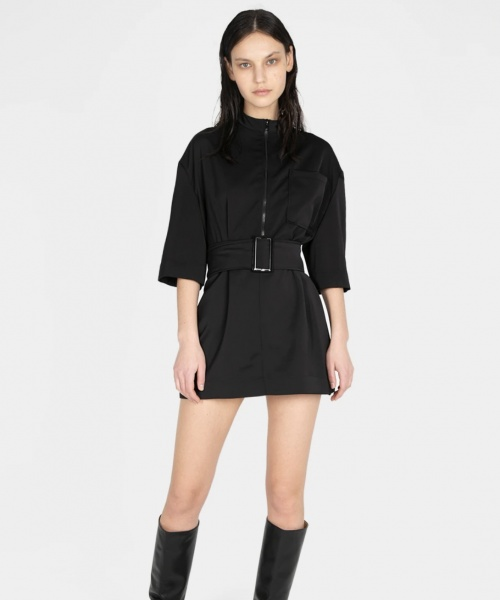 Frankie Shop - Robe en nylon