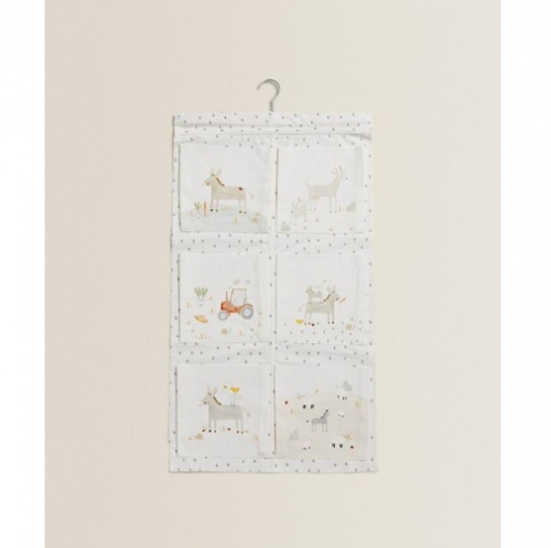Zara Home - Rangement coton cintre
