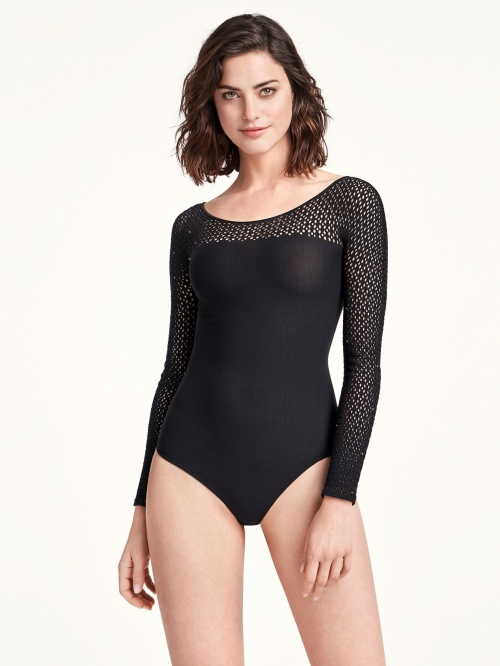 Wolford - Body manches longues