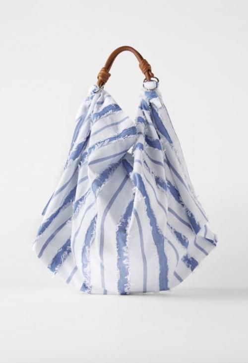 Zara - Sac porté épaule