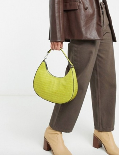 Who What Wear - Sac porté épaule