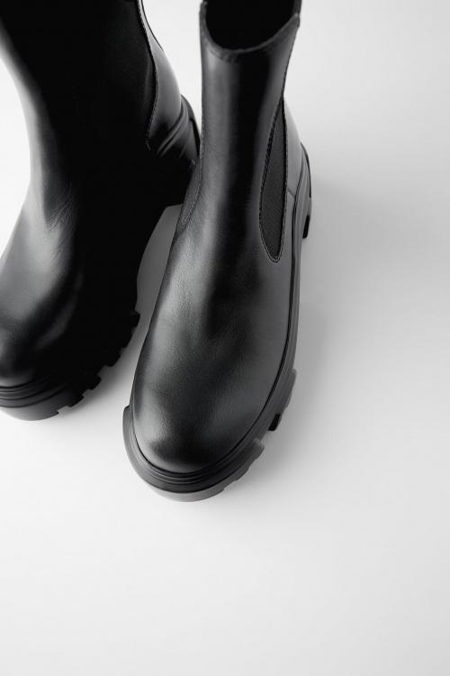 Zara - Boots à plateformes