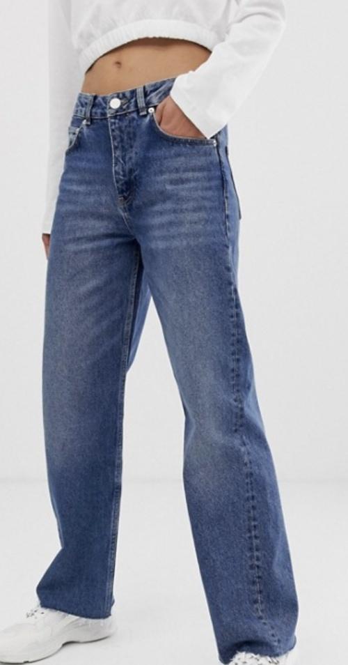 Asos - Jean oversize