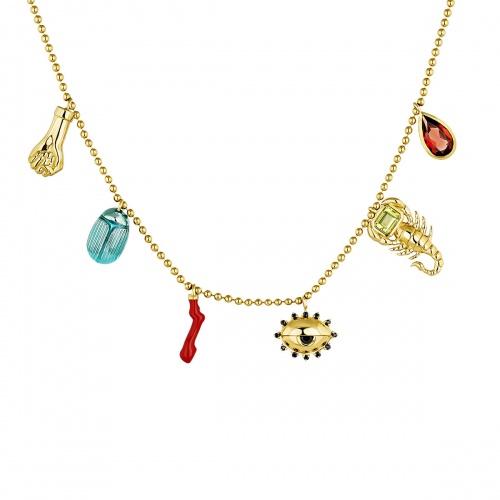 Aristocrazy - Collier à pendentifs