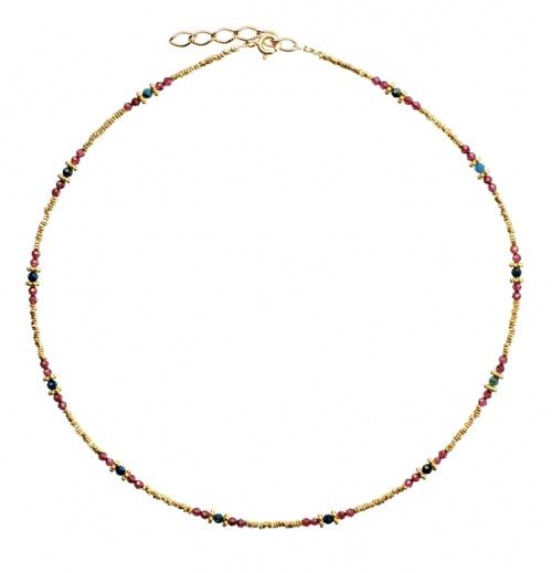 Tityaravy - Colliers à perles