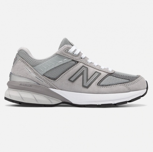 New Balance - Basket running grises