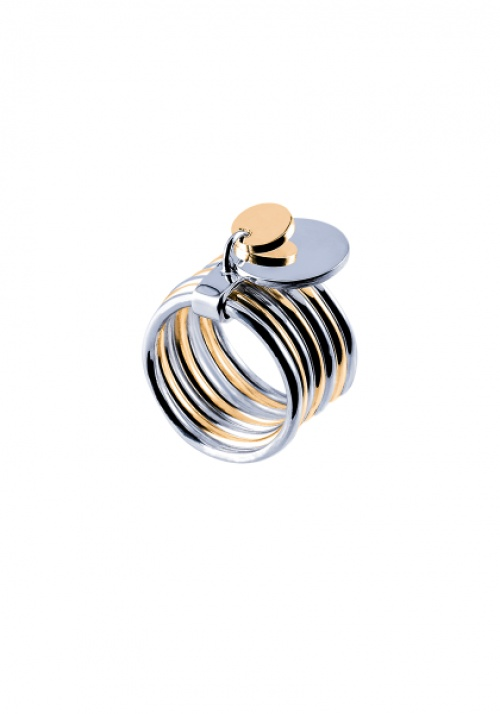 Marc Deloche - Bague anneaux