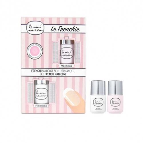 Le mini-macaron - Kit french manucure gel semi-permanent