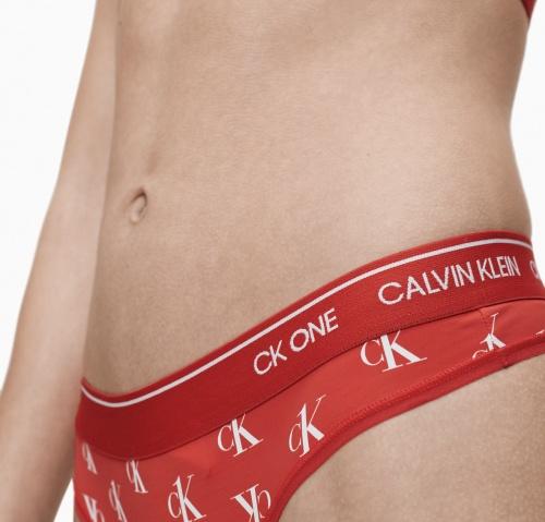 Calvin Klein - String monogrammeat