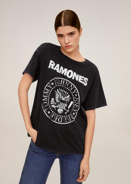 Mango - T-shirt rock
