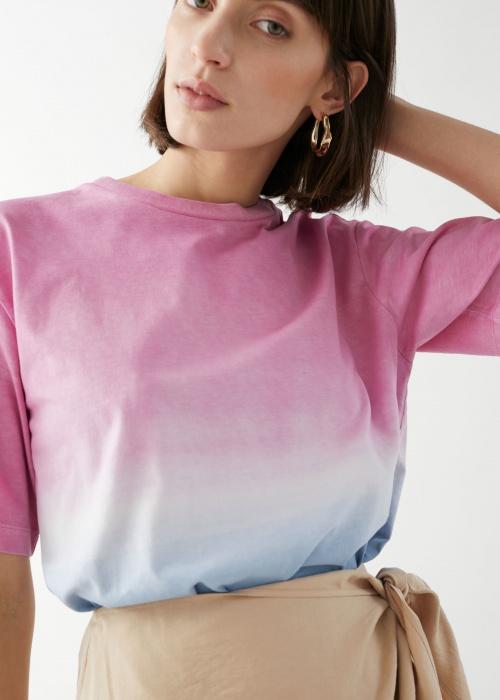 &Otherstories - T-shirt tie&dye