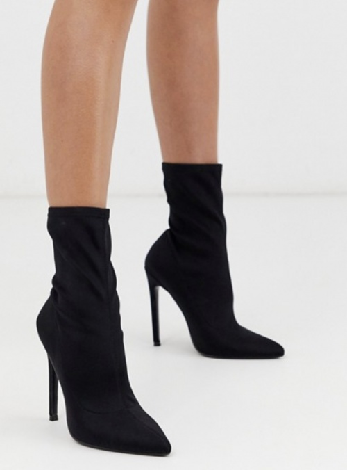 Asos - Bottines chaussette