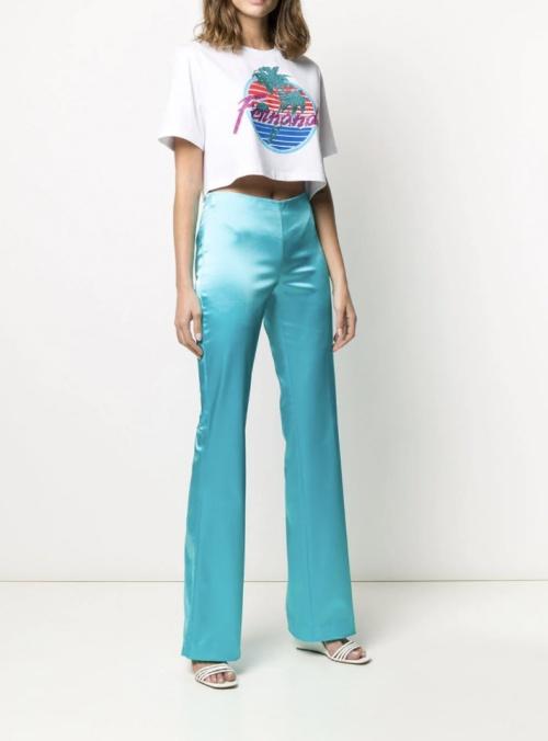 P.A.R.O.S.H - Pantalon bleu