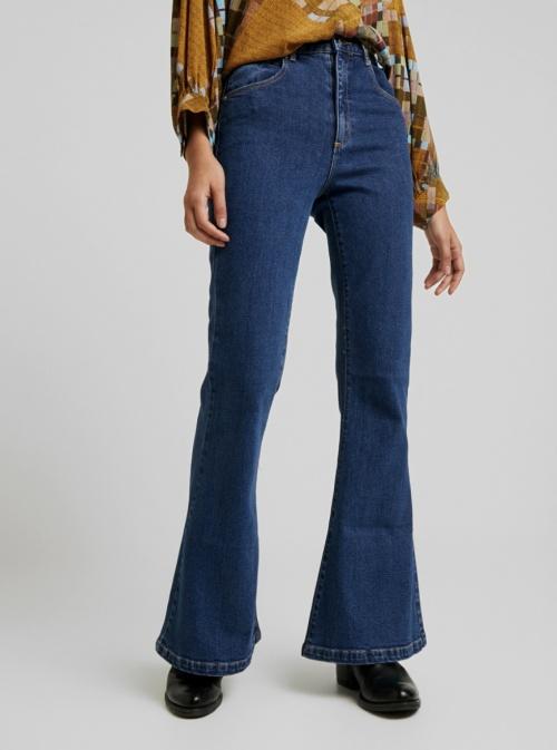 Abrand Jeans - Jean brut flare