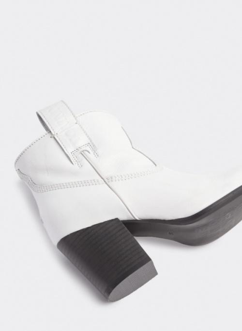 Tommy Hilfiger - Bottines blanches