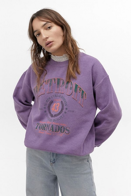 Urban Outfitters - Sweat Detroit