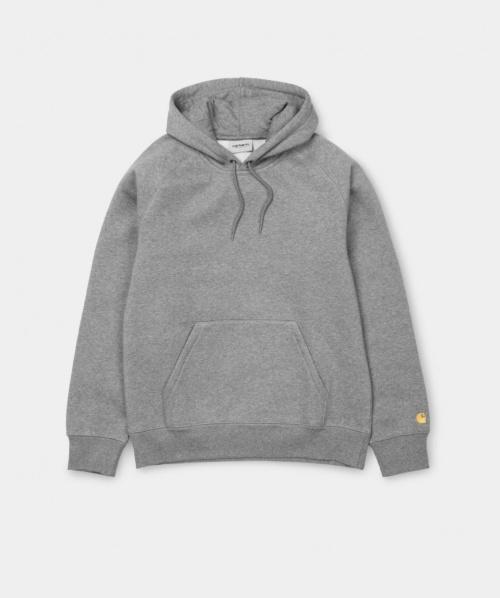 Carhartt - Sweat à capuche gris