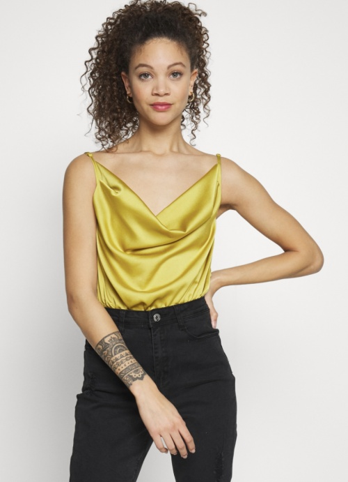 Missguided - Top satiné