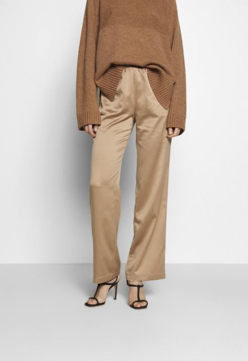 Max Mara - Pantalon en satin